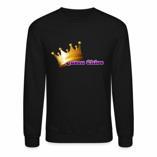 Queen Chloe - Crewneck Sweatshirt