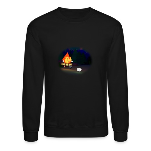 'Round the Campfire - Crewneck Sweatshirt