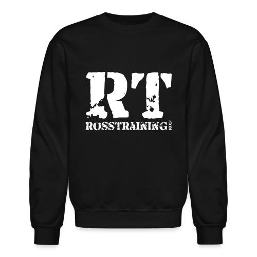 main_rt_white - Unisex Crewneck Sweatshirt