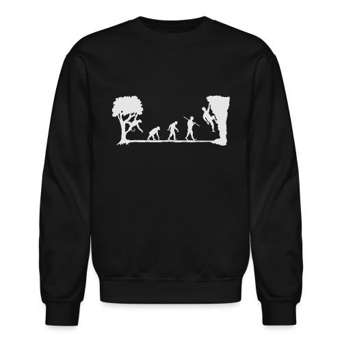 Apes Climb - Unisex Crewneck Sweatshirt