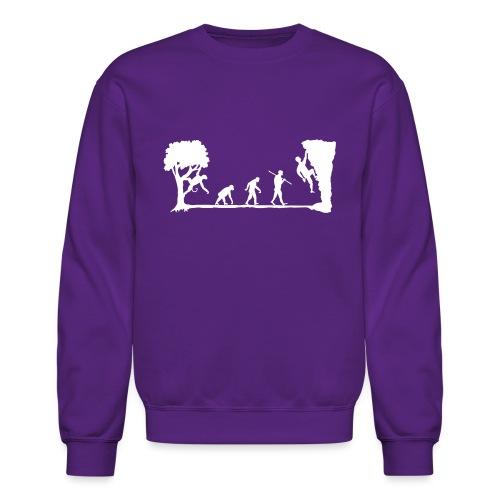 Apes Climb - Crewneck Sweatshirt
