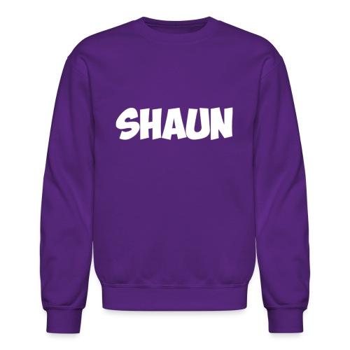 Shaun Logo Shirt - Crewneck Sweatshirt