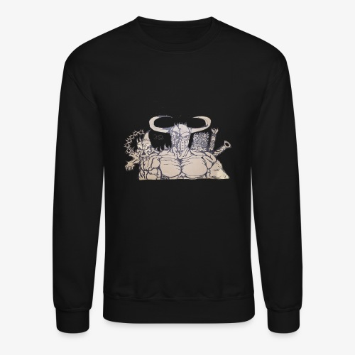 bdealers69 art - Unisex Crewneck Sweatshirt