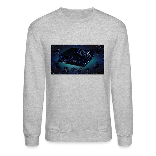 ps4 back grownd - Crewneck Sweatshirt