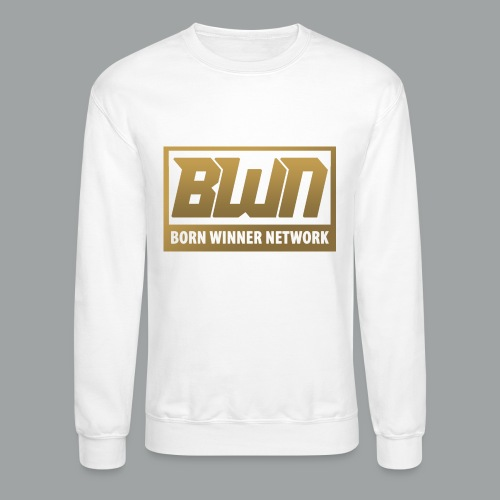 BWN (Gold) - Crewneck Sweatshirt