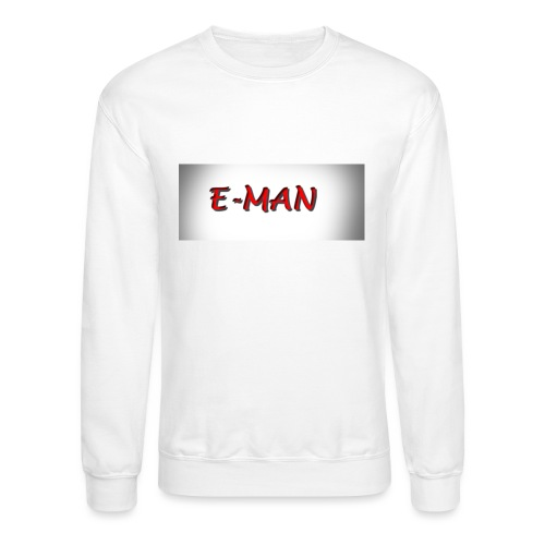 E-MAN - Crewneck Sweatshirt