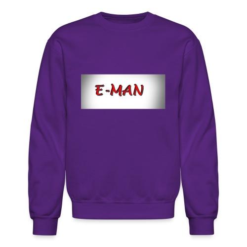 E-MAN - Crewneck Sweatshirt