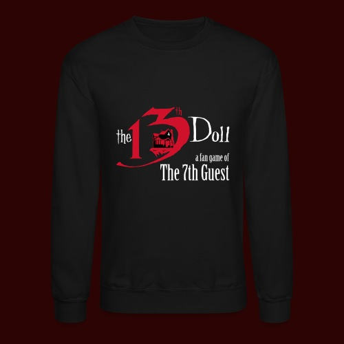 The 13th Doll Logo - Crewneck Sweatshirt