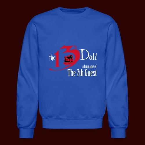 The 13th Doll Logo - Crewneck Sweatshirt