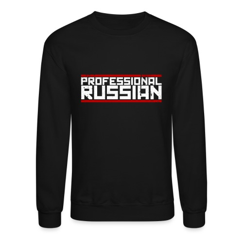 FPS Russia Logo MP Long Sleeve Shirts - Crewneck Sweatshirt