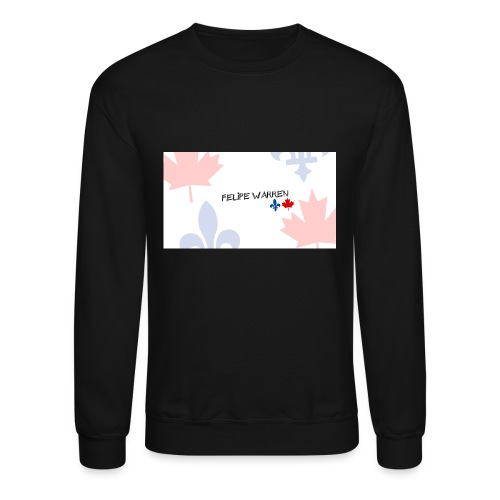 Logo do Canal - Crewneck Sweatshirt