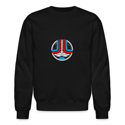 welcome starfighter - Crewneck Sweatshirt