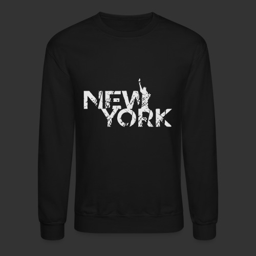 New York (Flexi Print) - Crewneck Sweatshirt