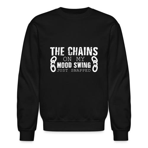 Mood Swings - Unisex Crewneck Sweatshirt