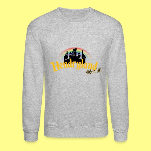 HENDRYLAND logo Merch - Crewneck Sweatshirt