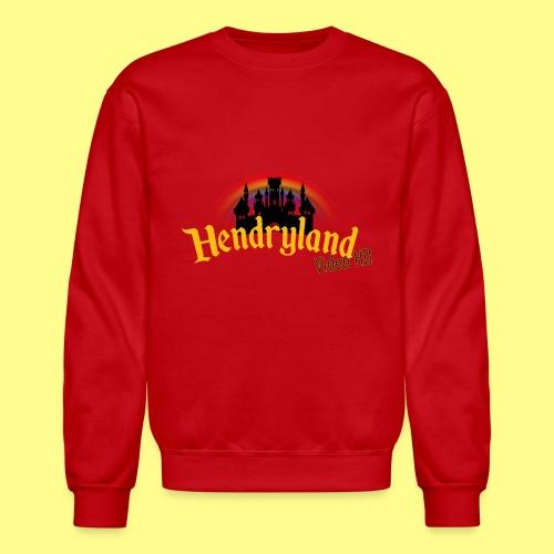 HENDRYLAND logo Merch - Crewneck Sweatshirt
