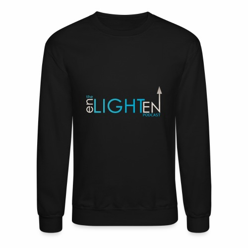 The enLIGHTenUP Podcast - Unisex Crewneck Sweatshirt