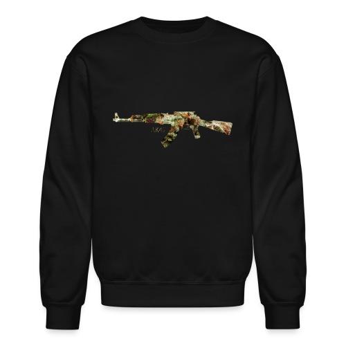 AK-47.png - Unisex Crewneck Sweatshirt