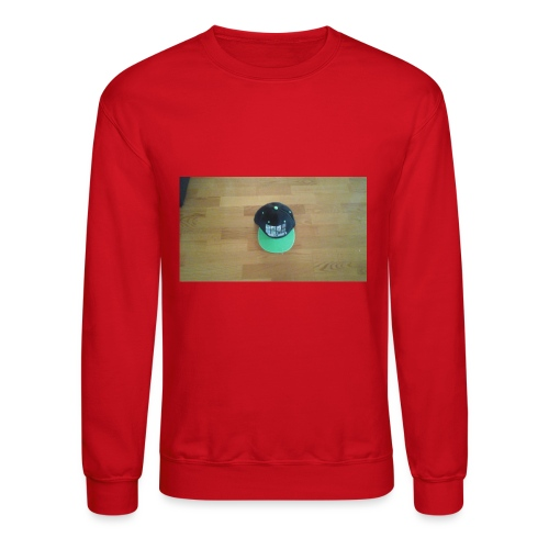 Hat boy - Crewneck Sweatshirt