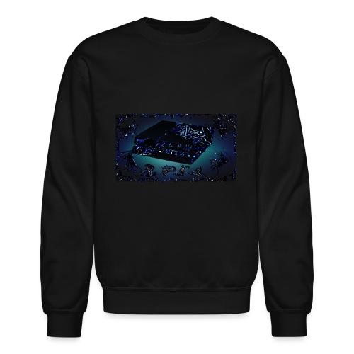 ps4 back grownd - Unisex Crewneck Sweatshirt