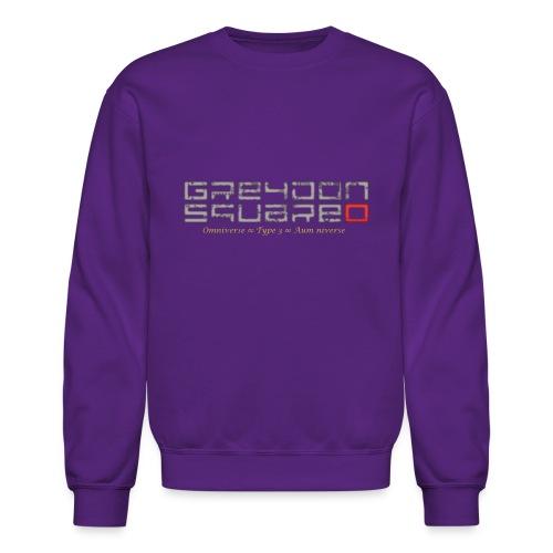Greydon Square Blue & Gold - Unisex Crewneck Sweatshirt