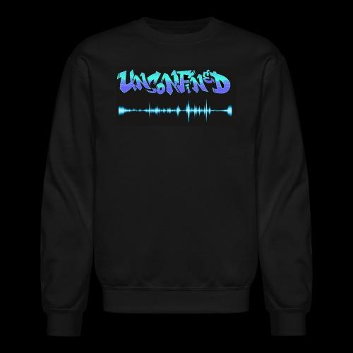 unconfined design1 - Crewneck Sweatshirt