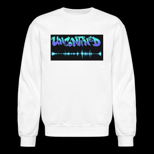 unconfined design1 - Unisex Crewneck Sweatshirt