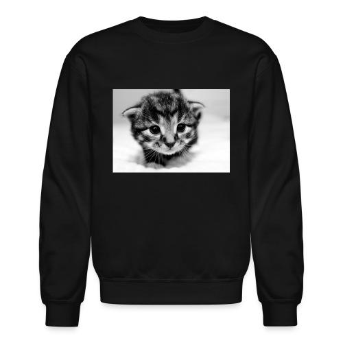 kittyz png - Unisex Crewneck Sweatshirt