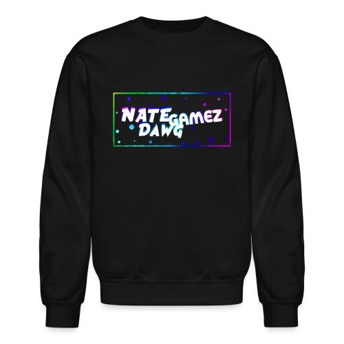 NateDawg Gamez Merch - Crewneck Sweatshirt