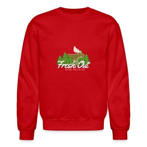 Fresh Out Nature Collection - Crewneck Sweatshirt