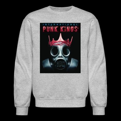 Eye Rock IPK Design - Crewneck Sweatshirt