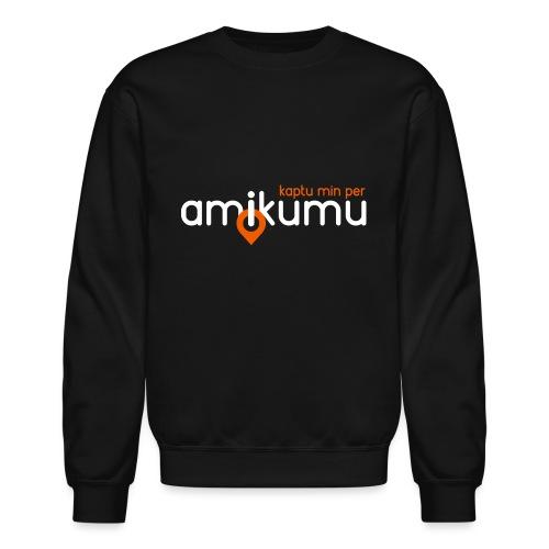 Kaptu min per Amikumu Blanka - Unisex Crewneck Sweatshirt