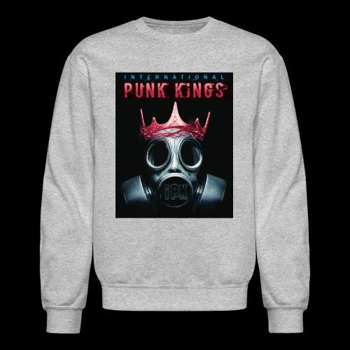 Eye Rock IPK Design - Unisex Crewneck Sweatshirt