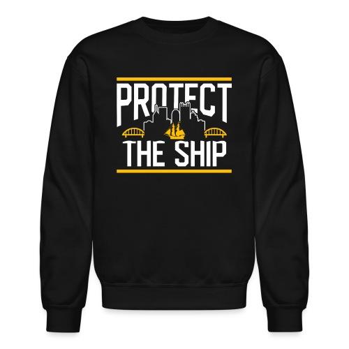 protect - Unisex Crewneck Sweatshirt