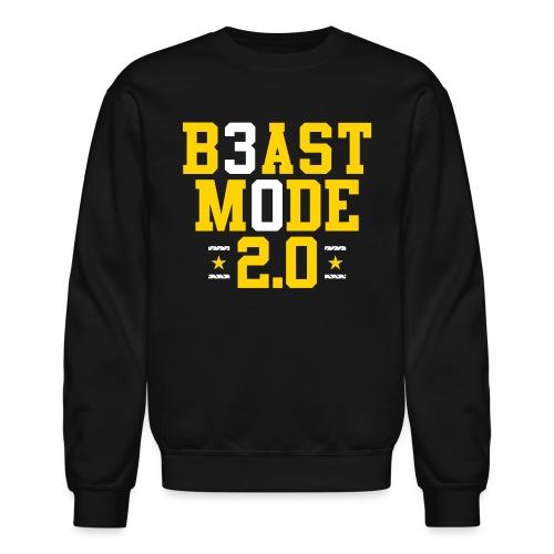 B3ast M0de 2.0 - Unisex Crewneck Sweatshirt
