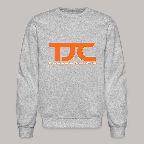 TJCorangeBASIC - Crewneck Sweatshirt