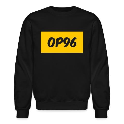OP96FirstLogo - Crewneck Sweatshirt