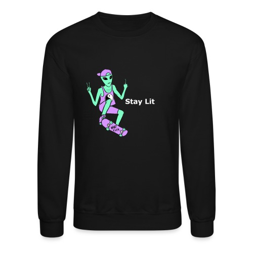 Stay Lit 2 - Crewneck Sweatshirt
