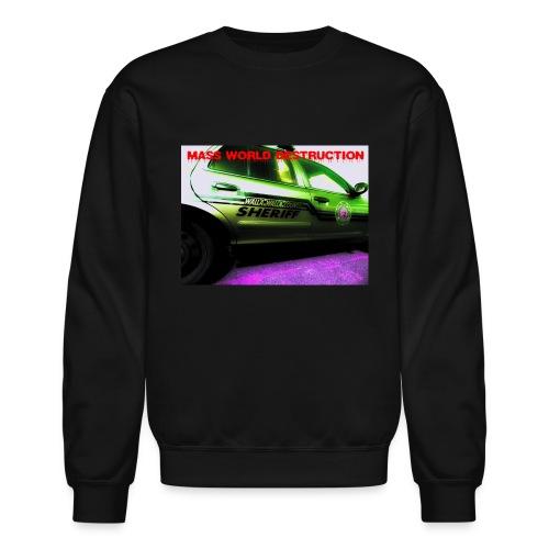Walla Walla Police Department - Crewneck Sweatshirt
