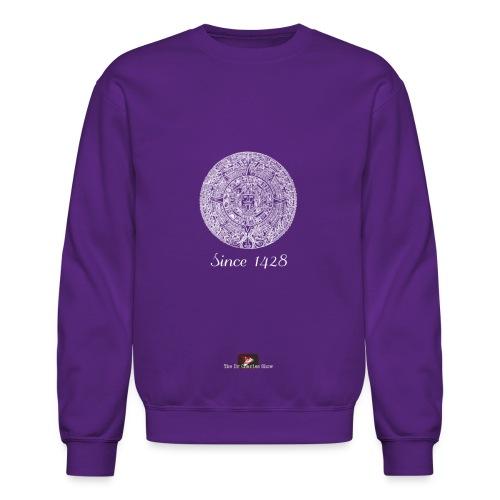 Since 1428 Aztec Design! - Crewneck Sweatshirt