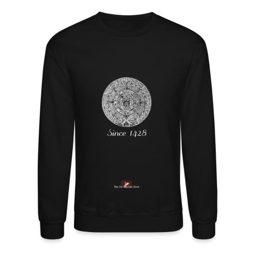 Since 1428 Aztec Design! - Unisex Crewneck Sweatshirt