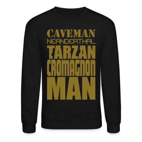 caveman5 - Crewneck Sweatshirt