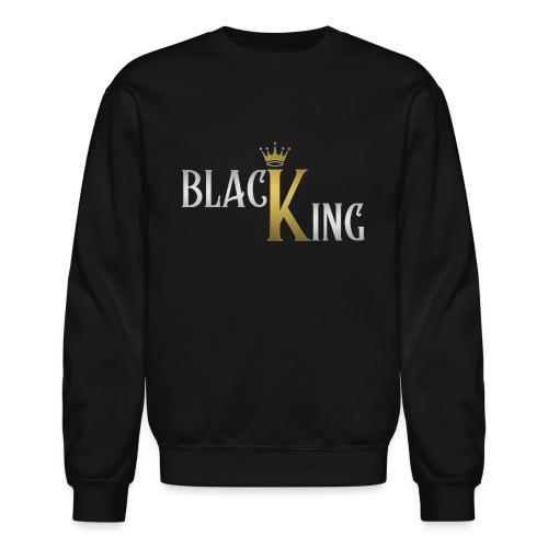 Black King - Unisex Crewneck Sweatshirt