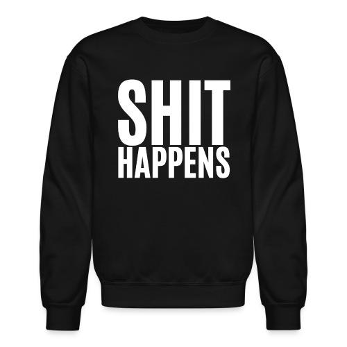 Shit Happens Axl Rose t-shirt - Crewneck Sweatshirt