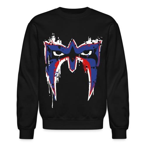 Warrior War Paint - Unisex Crewneck Sweatshirt