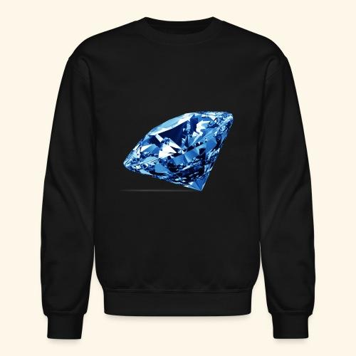 Blue Diamonds - Crewneck Sweatshirt