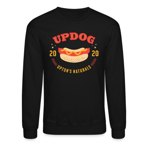 Updog by Upton's Naturals - Unisex Crewneck Sweatshirt