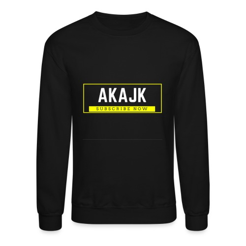 Subscribe Now!! - Crewneck Sweatshirt