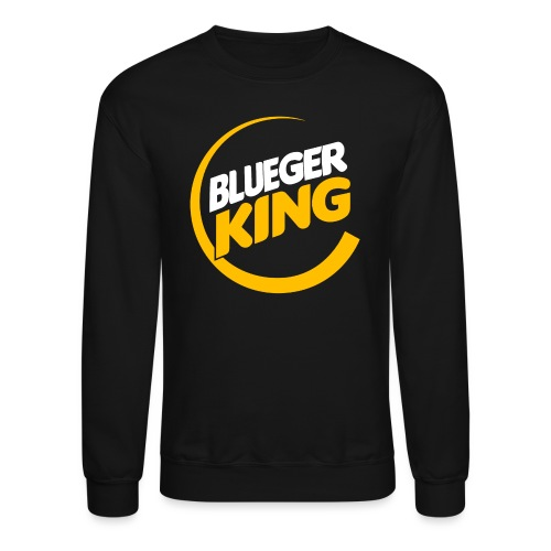 Blueger King - Crewneck Sweatshirt