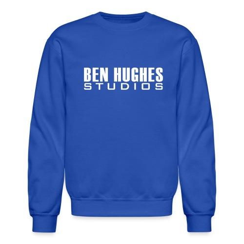 Ben Hughes LOGO png - Crewneck Sweatshirt